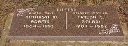 Kathryn M. Adams