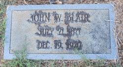 John William Blair
