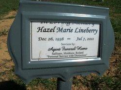 Hazel Marie <i>Bullin</i> Lineberry