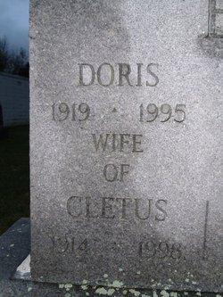 Doris <i>Reger</i> Blum