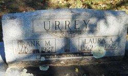 Laura Ann <i>Yarberry</i> Urrey