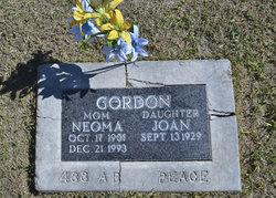 Neoma Marie <i>Martineau</i> Gordon