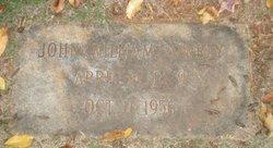 John William Will Lowrey, Sr