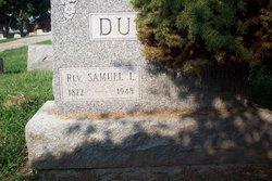Rev Samuel L. Duggins