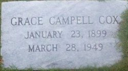 Grace Marjorie <i>Campbell</i> Cox