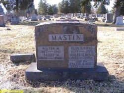 Violet U <i>Mastin</i> Bisig