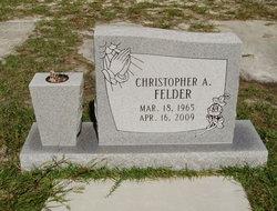 Christopher A. Felder