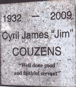 Cyril James Jim Couzens