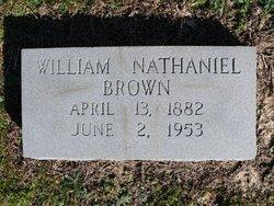 William Nathaniel Brown