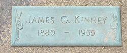 James G Kinney
