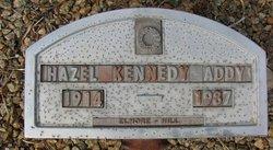 Hazel <i>Kennedy</i> Addy