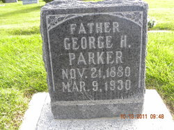 George Henry Parker