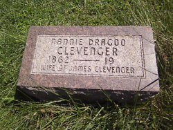 Nannie <i>Dragoo</i> Clevenger