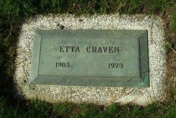 Etta <i>Emanuel</i> Craven