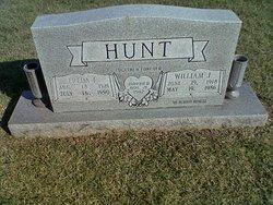 William J Bill Hunt