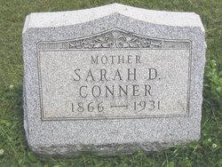 Sarah Ann <i>Daum</i> Conner