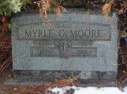 Myrle <i>Gladdish</i> Moore