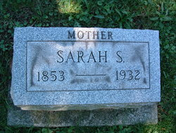 Sarah S Anderson