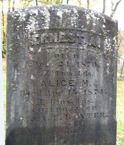 Alice M. Baxter