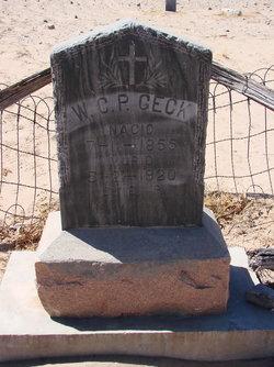 W. C. P. Geck