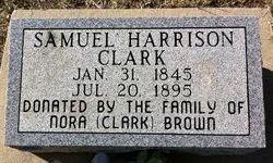 Samuel Harrison Clark