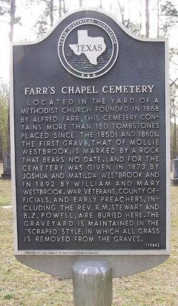 Farrs Chapel Cemetery