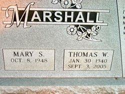 Thomas Woodrow Tom Marshall