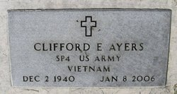 Clifford Eugene Ayers