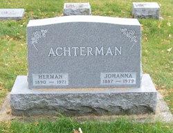 Johanna Hanna <i>Henning</i> Achterman