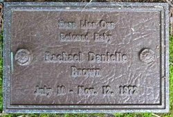 Rachel Danielle Brown