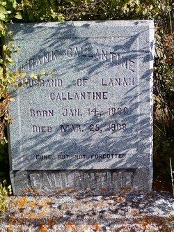 Frank Callantine