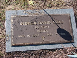 Dedrick David Akins