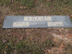 Merit Colgrove Adams
