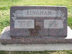 Martha Mae <i>Roberson</i> Bingham