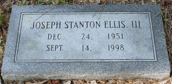 Joseph Stanton Ellis, III