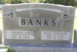 Irene <i>Shepherd</i> Banks