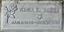 Edna L. <i>Harris</i> Baker