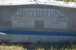 Alfred Boydston