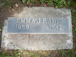 Emma J <i>Ballard</i> Rahn
