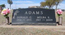 Melba K. <i>Campbell</i> Adams