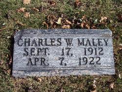 Charles W Maley