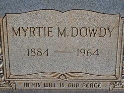 Myrtle Mae <i>Payne</i> Dowdy