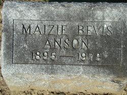 Maizie Bevis <i>Bevis</i> Anson