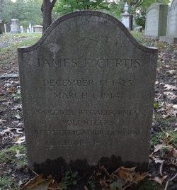 Gen James Freeman Curtis, Jr