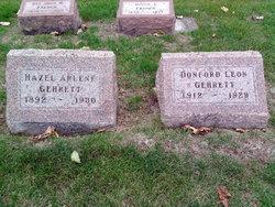 Hazel Arlene <i>Settle</i> Gehrett