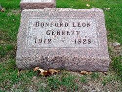 Donford Leon Gehrett