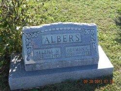 Helena M Albers
