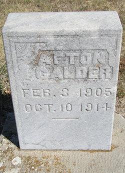Afton Calder