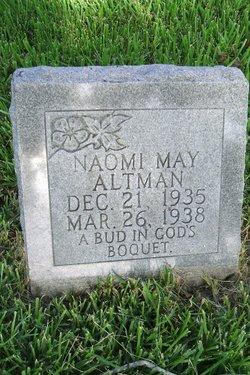 Naomi May Altman