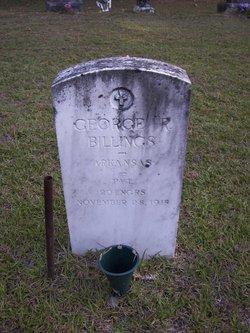 George R Billings